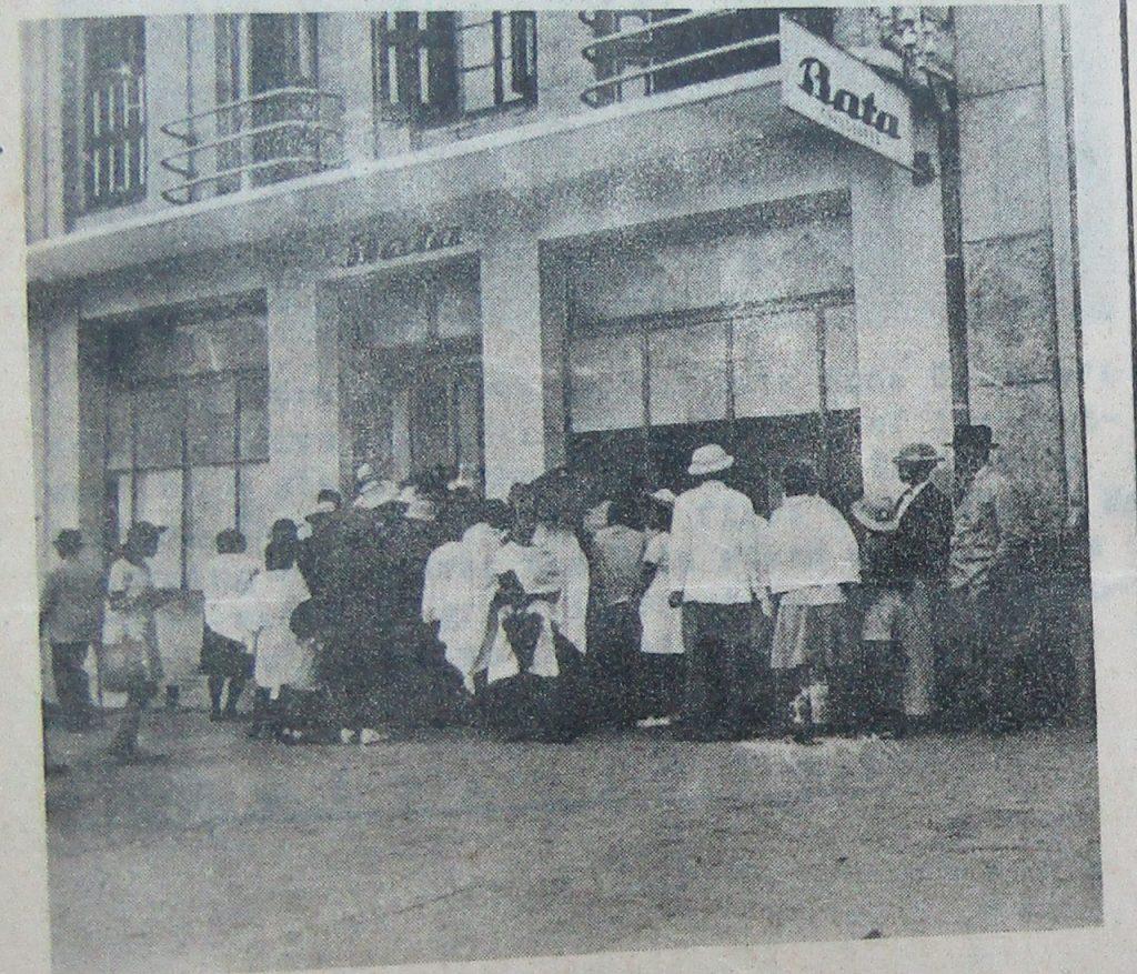 Prodejna z roku 1948