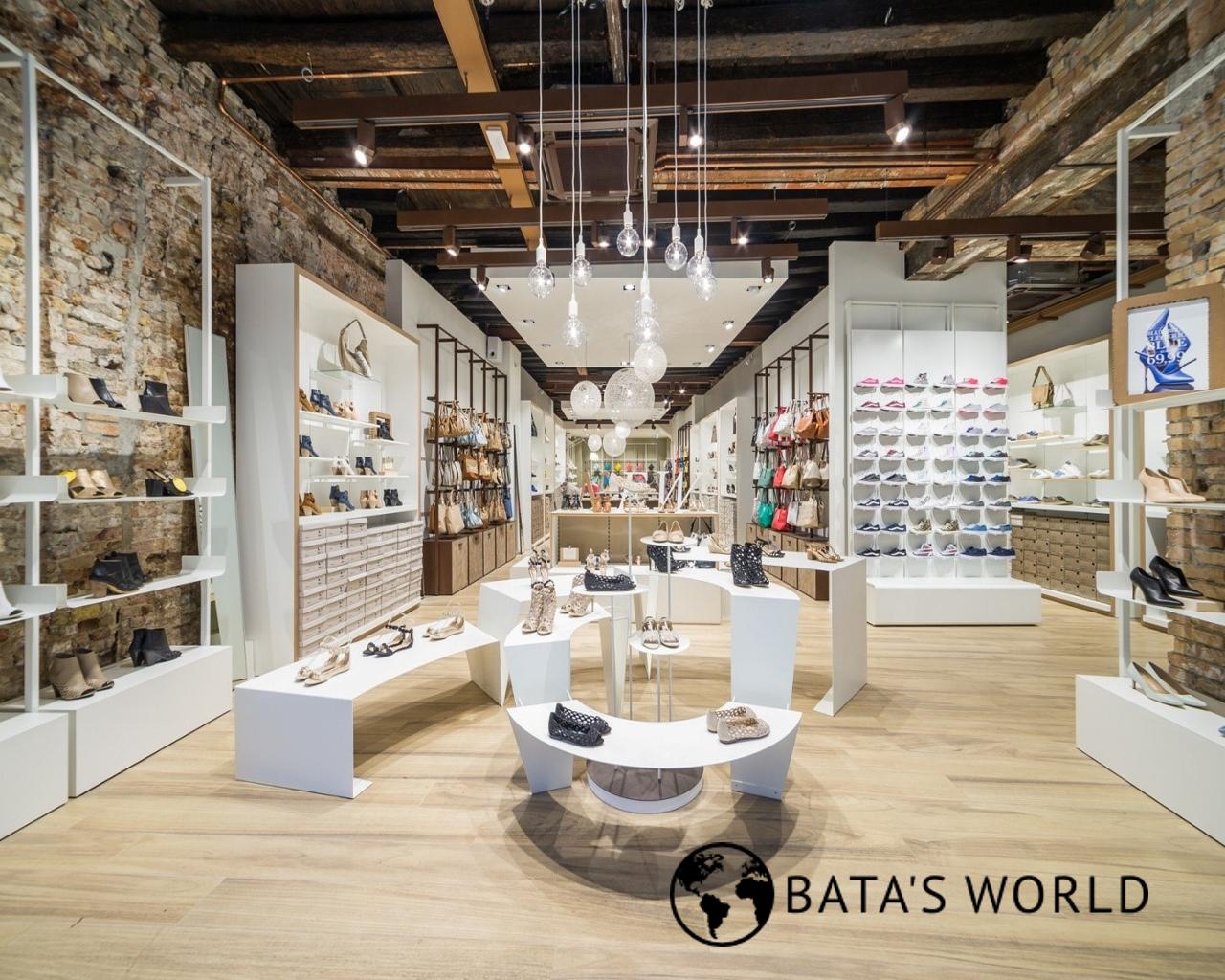Baťova prodejna v Benátkách