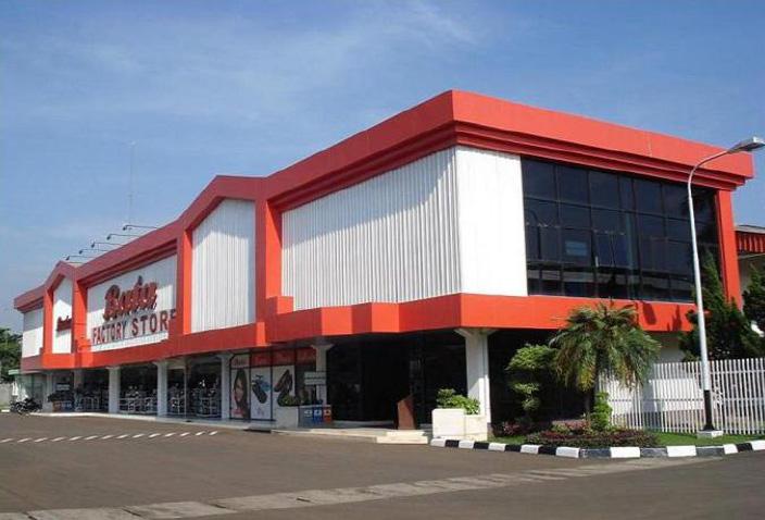 Továrna Purwakarta, r. 2013
