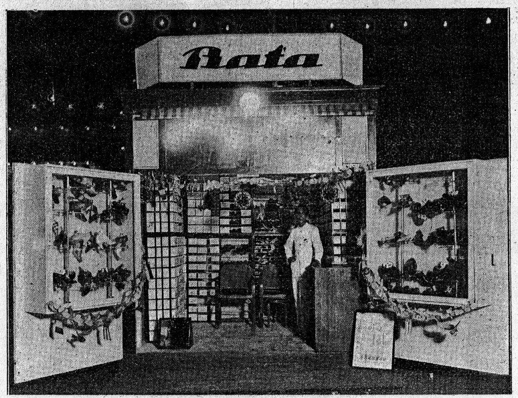 Prodejní stánek, Singapur, 1931
