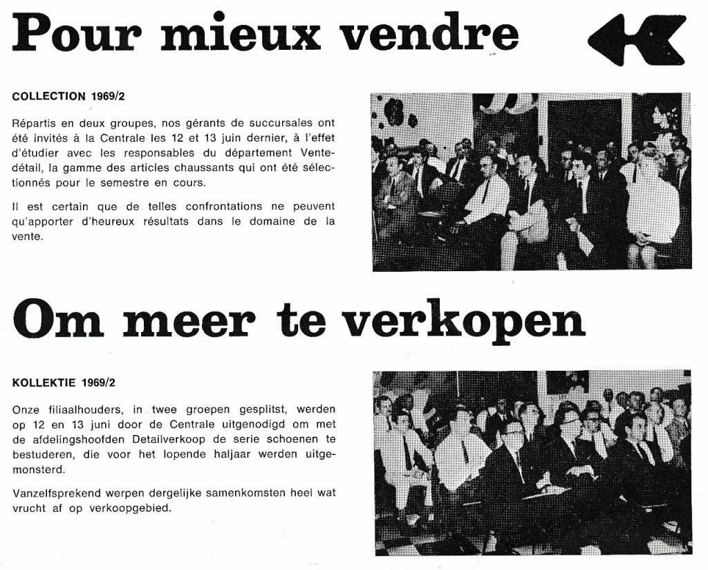Novinový článek, Belgie