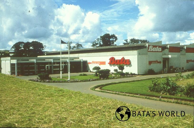 Celkový pohled na továrnu, Blantyre