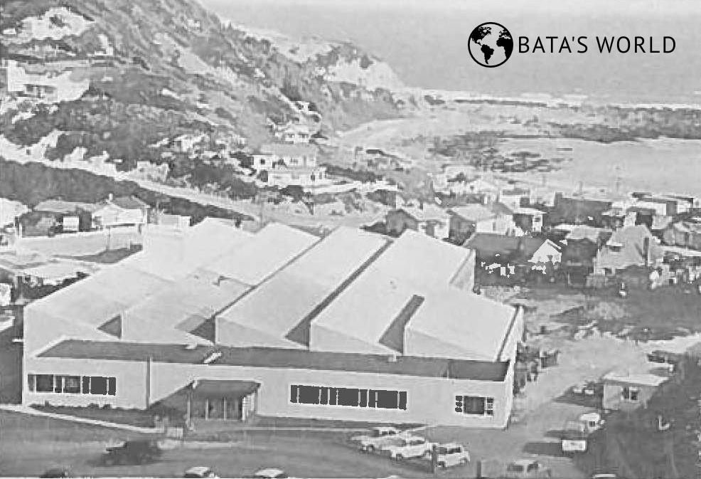 Baťova továrna, Nový Zéland, 1959